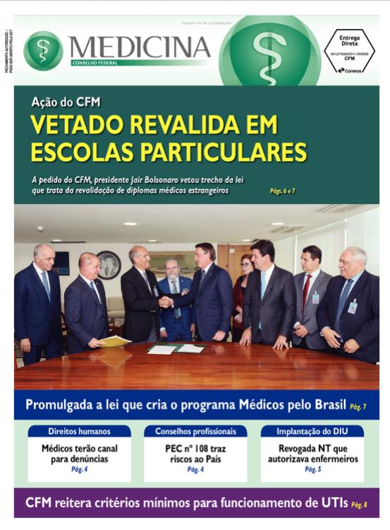 Confira a nova edição do Jornal da Medicina