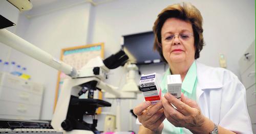 Silvia Brandalise, oncologista pediátrica