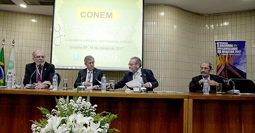 I Conferência Nacional de Ética Médica  foi uma das etapas do processo de revisão