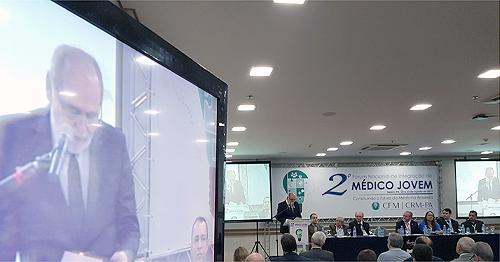 Carta foi discutida no II Fórum Nacional de Integração do Médico Jovem, em Belém (PA), em agosto