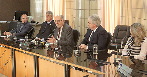 Presidentes do Cremesp, CFM e AMB  e pesquisador Mário Scheffer apresentam Demografia Médica 2018